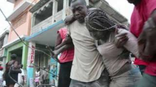 Haiti Earthquake, Heartbreaking Images, Crying For Help