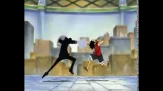 Luffy vs Lucci (AMV) [Final Countdown]