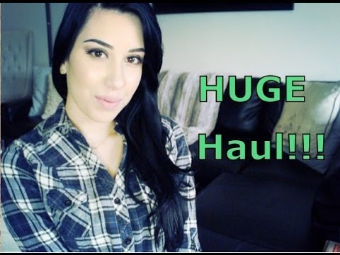 HUGE Haul PT 2- (Fashion) | ShopLately | SheInside | JustFab & More