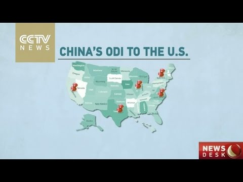 More Chinese investment floods US market