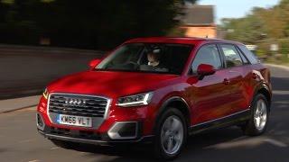 Audi Q2 Review | Driver's Seat