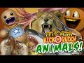 Kick the Buddy: Animals #1 [Annoying Orange Plays] thumbnail
