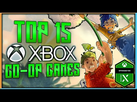 Top 15 Xbox Series & Xbox One Co-Op Games | 2021