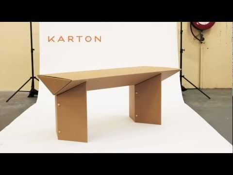 THE CHAIRMANS TABLE - KARTON