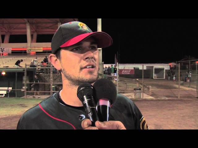 07/12/13 Angus Roeger Interview - Na Koa Ikaika Maui vs. East Bay Lumberjacks 16-4