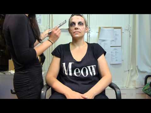 Makeup Sweeney Todd: Makeover Beggar Woman