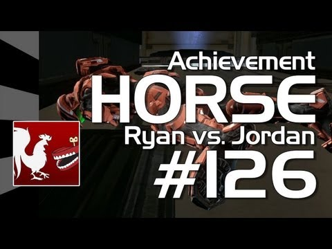 Halo 4 - Achievement HORSE #126 (Ryan vs. Jordan)