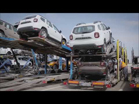 💥2018 Dacia(Renault) Duster & Logan - PRODUCTION
