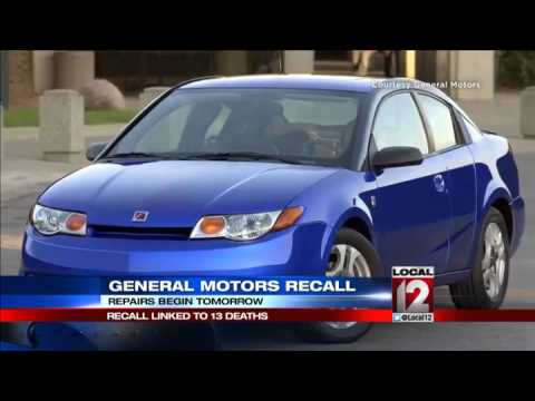GM recall repairs begin Monday