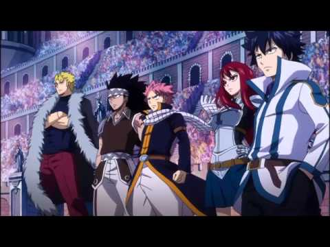 Fairy Tail Opening 14 Full By Natsu video