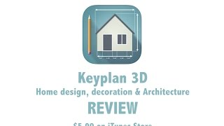 Keyplan 3D iPad App - REVIEW