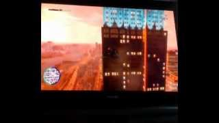 FAIL at GTA 4: Trying to do the Empire State Building glitch