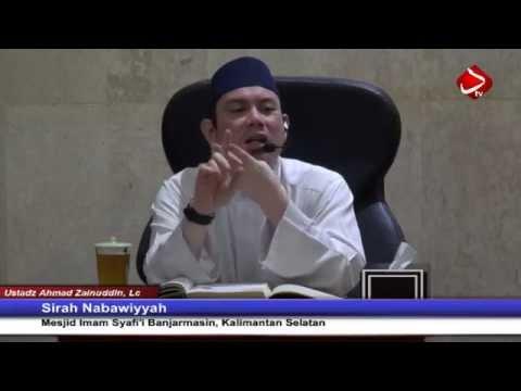 Tata Cara Wahyu Turun - Ustadz Ahmad Zainuddin, Lc