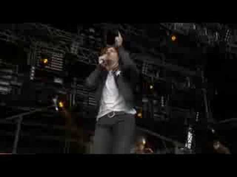 Pigeon Detectives - I Found Out (LIVE at T in the Park 2008)