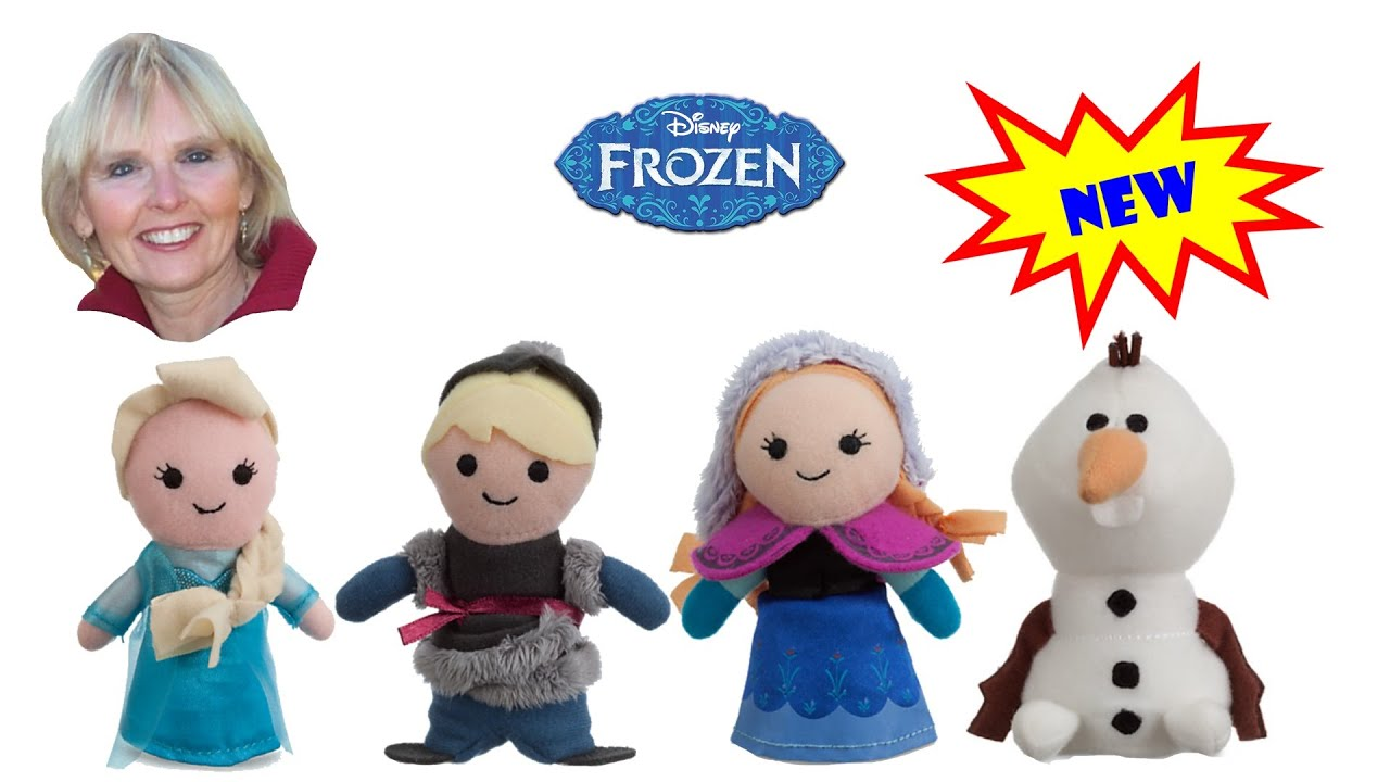 Disney Frozen Finger Puppet