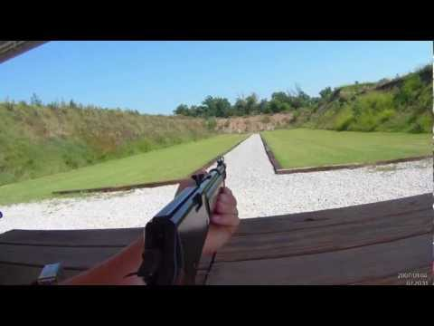 SHOOTING HENRY MARES LEG .22LR LEVER ACTION