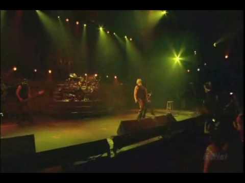 Disturbed - Fade To Black (Live Metallica Cover)