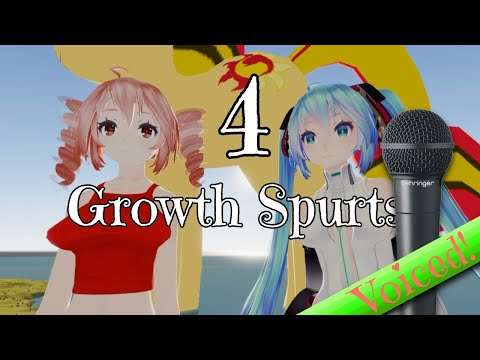 [Sizebox] Giantess Growth - Growth Spurts - Part 4 [VOICED]
