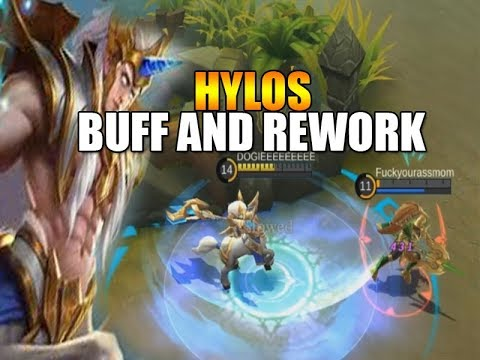 HYLOS GOT A SECRET BUFF AND REWORK - 1000 Diamonds Giveaway - Mobile legends - Tips - Guide