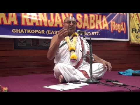 Gita Saaram - Sri Velukkudi Krishnan - 27th Oct 2013, Mumbai video