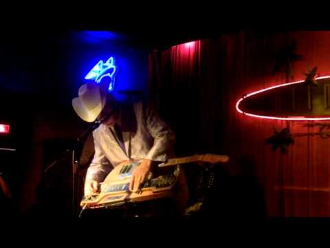 Junior Brown -- Hung It Up -- Continental Club Austin Texas - Apr 29 2012