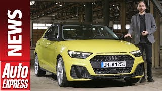 New Audi A1 revealed - classy supermini aims to match the MINI