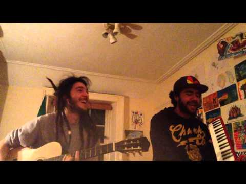 Dr Yesca & Alessandro Baro - Roots Rock Reggae (acoustic Cover) video