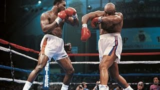 Evander Holyfield vs. George Foreman - Highlights
