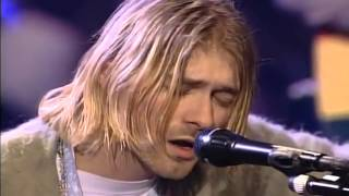 Nirvana - Where Did You Sleep Last Night (MTV Unplugged)