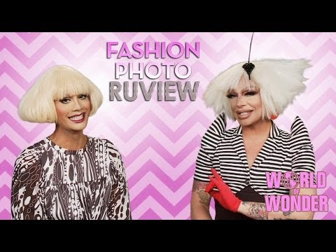 RuPaul's Drag Race Fashion Photo RuView with Raja and Raven - Social Media Episode 6