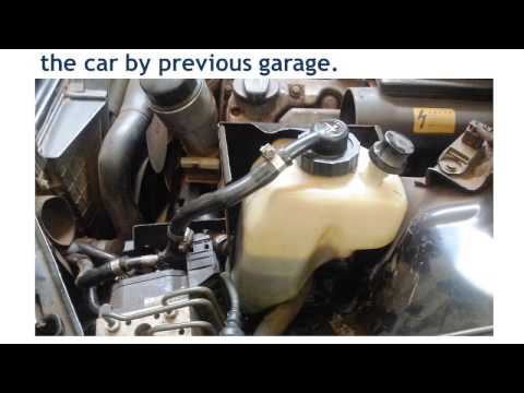 Troubleshooting Mercedes W215 Seat And ABC Problems