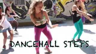 DANCEHALL STEPS by JuL