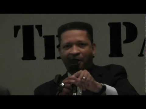 Artur Davis Adresses NOVA Tea Party 5 of 5