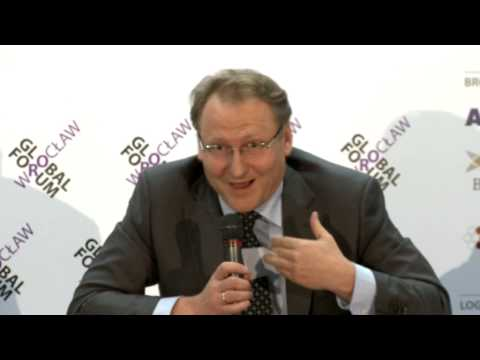 Wroclaw Global Forum 2013 - Banking Union and the Future of Economic Integration in the EU