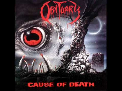 Obituary - Cause of Dead