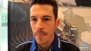 Dakar 2015, Parigi: Olivier Pain