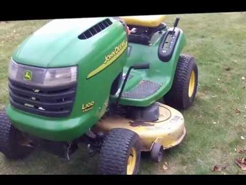 John Deere L100 Tractor Belt