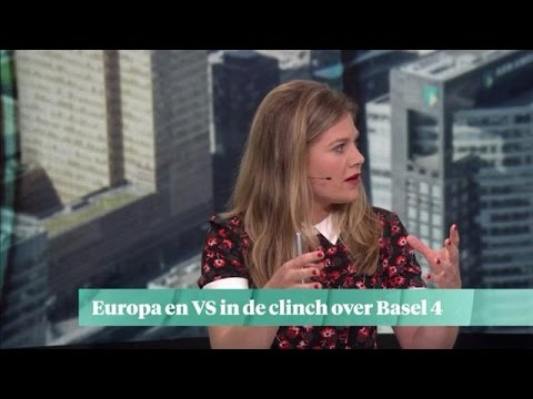 Euopa en de VS in de clinch over Basel 4 - Z TODAY