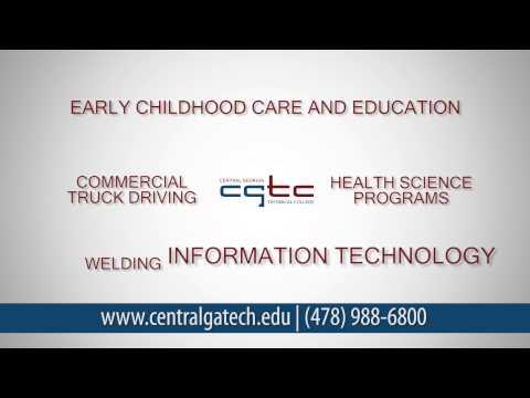 Central Georgia Technical College: Strategic Industries Workforce Development Grant