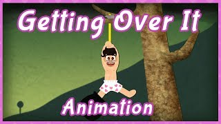 Markiplier Animated - Getting Over It/Everything is fine