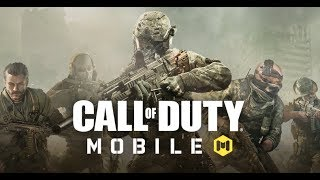 Call of Duty Mobile LIVE   Lets Have Fun   COD Mobile Download link in the discription