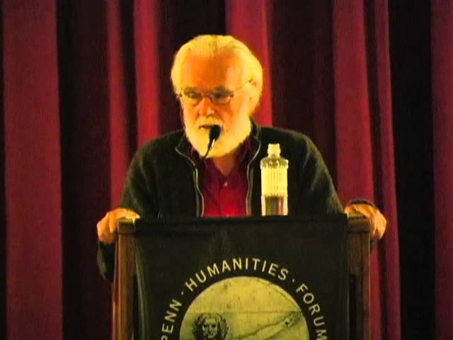 The End of Capitalism? — David Harvey (Penn Humanities Forum, 30 Nov 2011)