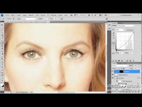 Retouche beauté : Le maquillage avec Photoshop