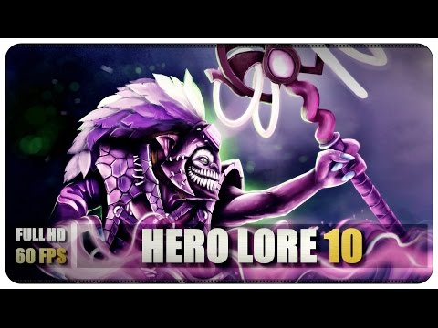 Dota 2 Heroes Lore - Dazzle