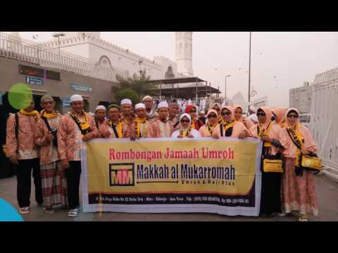 Video travel umroh di mojokerto