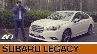 Subaru Legacy - El Volkswagen de Japón