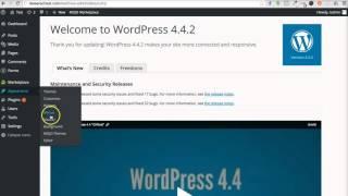 Wordpress Custom blog categories menus and custom post links