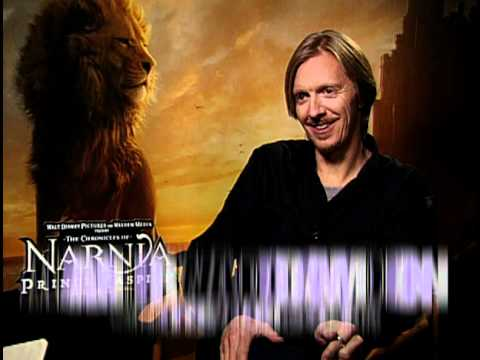 The Chronicles Of Narnia: Prince Caspian - Interviews With Ben Barnes And William Moseley