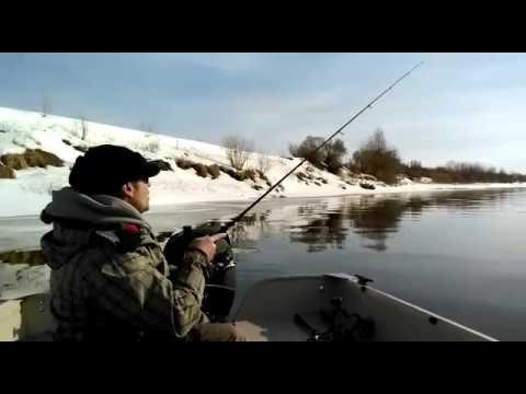 ловля щуки на реках тюмени