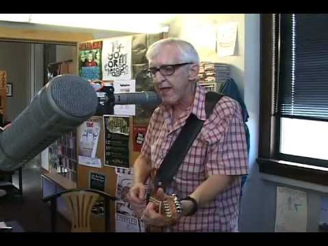 Bill Kirchen on WYCE: 2 Live songs and Interview